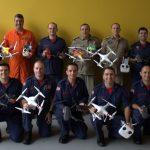 Corpo de Bombeiros de Santa Catarina realiza Curso de Piloto de Aeronaves Remotamente Pilotadas