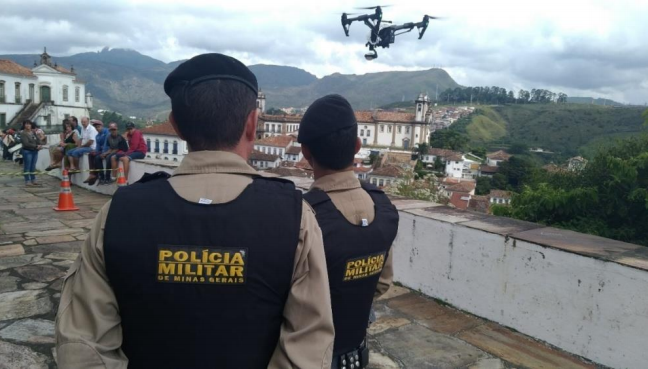 Efeitos do uso de Aeronave Remotamente Pilotada (RPA/drone) na vigilância e coleta de imagens para produção de conhecimento no campo da Inteligência de Segurança Pública