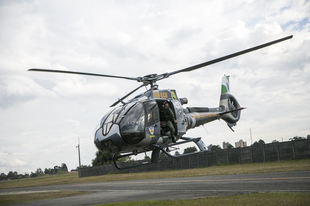 Helicoptero BPMOA