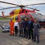 """DJI, líder mundial em drones e sistemas faz """"roadshow"""" pelos Estados brasileiros - Minas Gerais"""