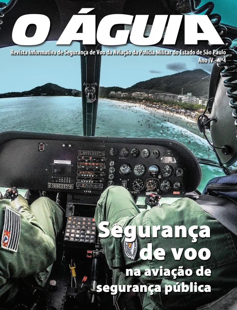 """Revista """"O Águia"""" - 4ª edição - 2018"""