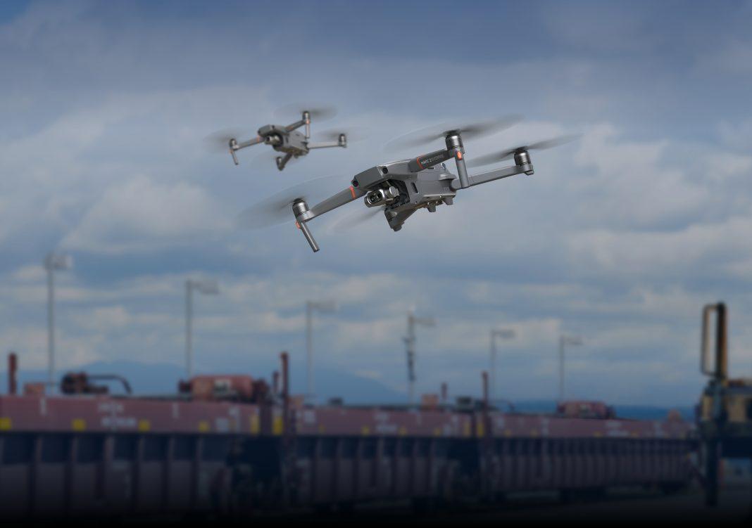 O drone fornece à profissionais uma ferramenta confiável para o dia-a-dia em operações em ambientes desafiadores