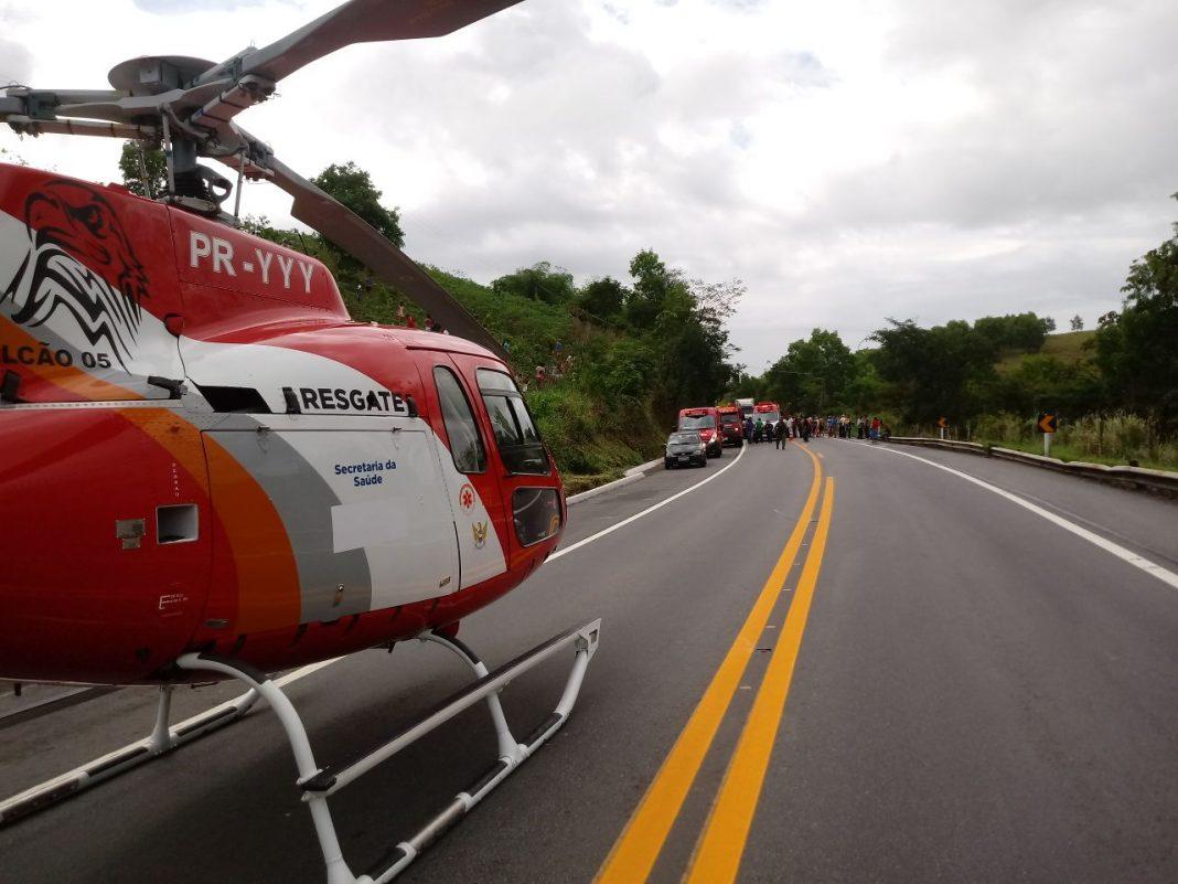 Samu-foi-acionado-para-socorrer-vítimas-de-acidentes_-FOTO_Samu-Aeromédico-1-1