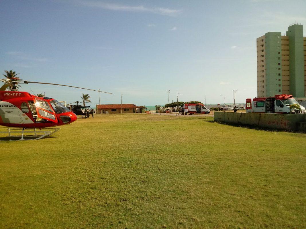 Samu-foi-acionado-para-socorrer-vítimas-de-acidentes_-FOTO_Samu-Aeromédico-2