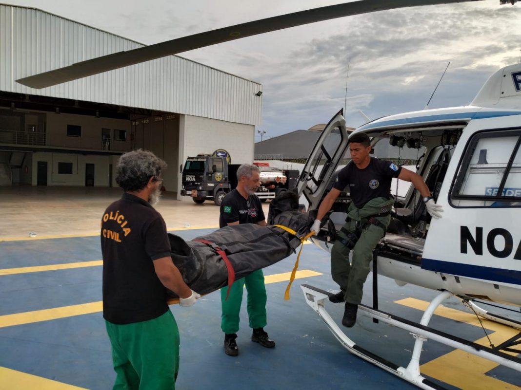 Última missão do NOA Rondônia