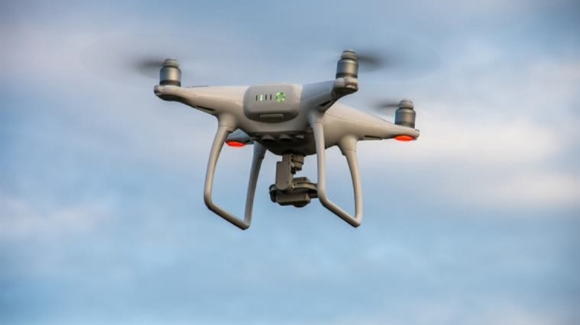 DRONES' Provocaram 53 Incidentes em 2018 foto:Dreamstime