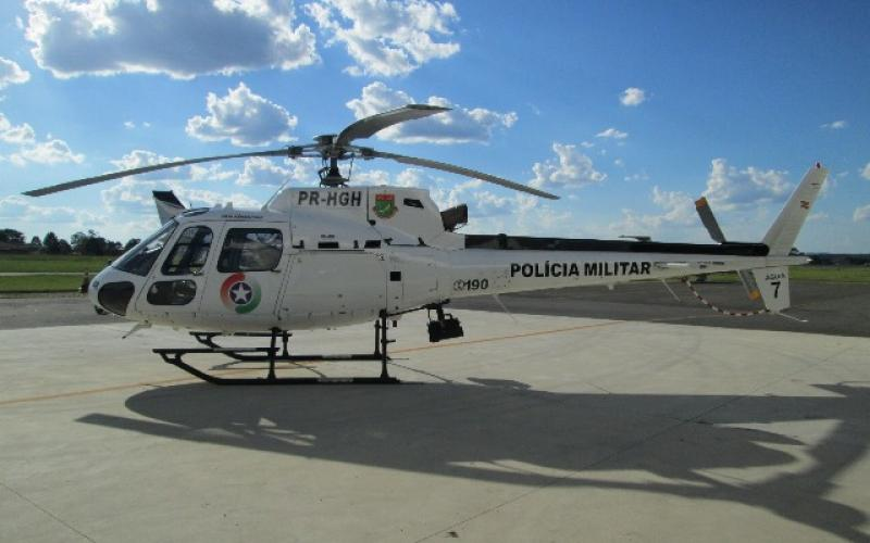helicoptero aguia 7 BAPM PMSC