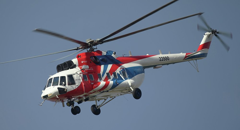 © Foto : Helicópteros da Rússia