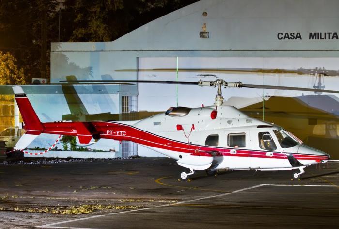 Bell 230 será vendido pelo governo do Estado Reprodução