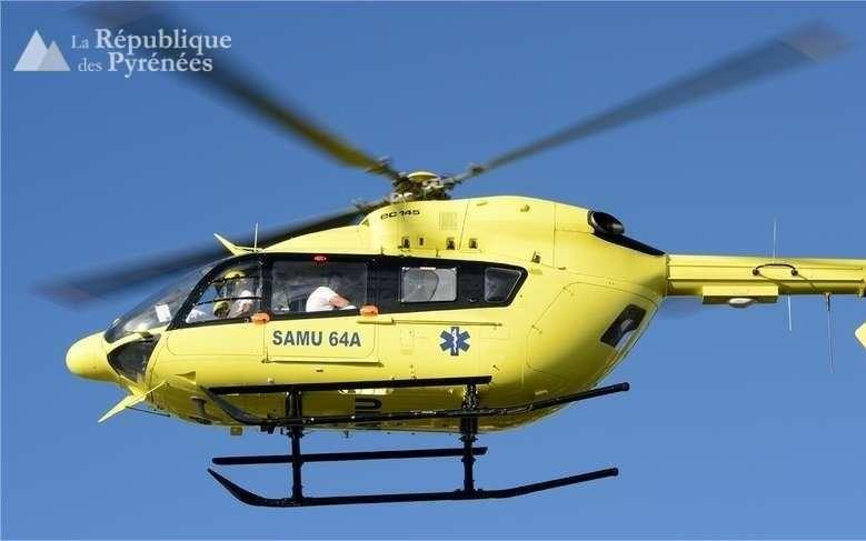EC145 SAMU França