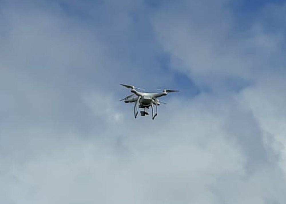 Drone — Foto: Gustavo Campos/G1/Arquivo