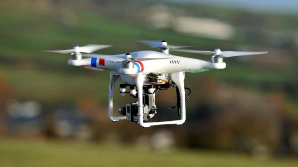 fiscalização de drones