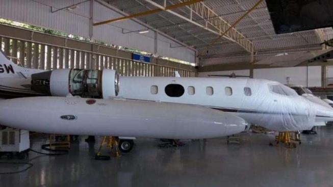 Avião foi utilizado pelo Executivo até o dia 22 de novembro do ano passado e está com a manutenção pendente
