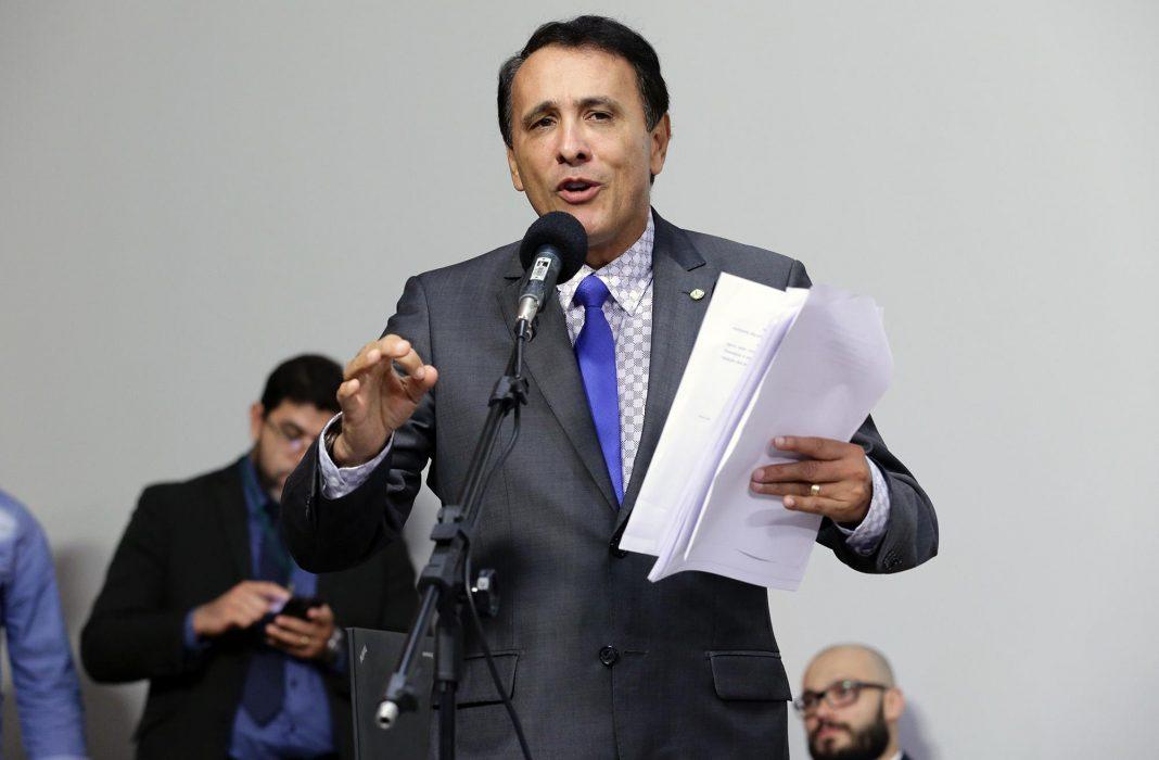 Carlos Henrique Gaguim: projeto prevê que o paciente receptor poderá ser transportado até o local de retirada dos órgãos