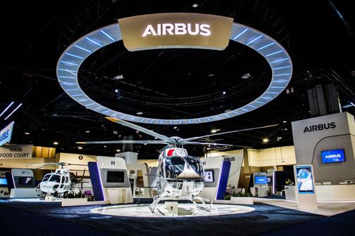 Airbus Heliexpo 2019