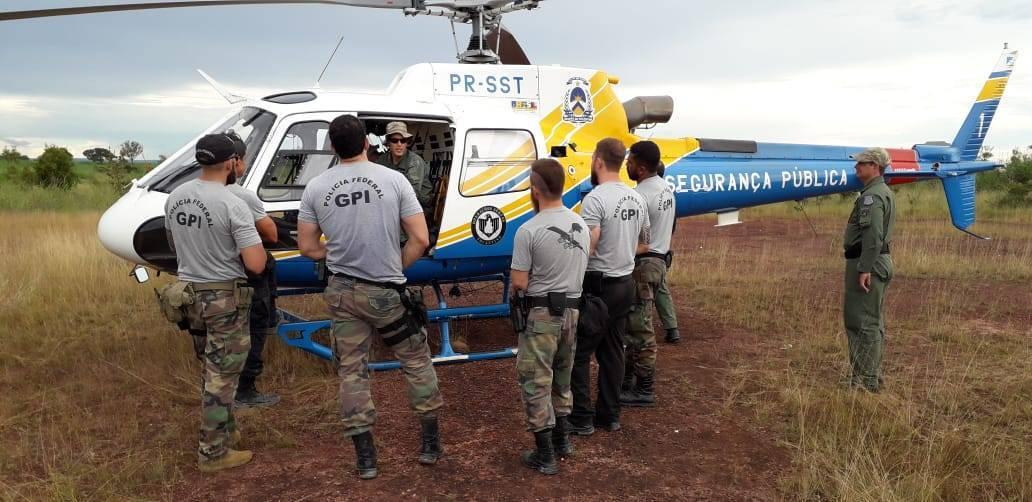CIOPAER-participa-de-evento-técnico-com-Grupo-de-Pronta-Intervenção-da-Polícia-Federal-do-Tocantins