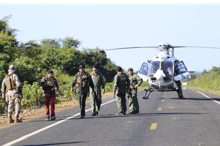 Ciopaer-e-Cotar-apoiam-forças-de-segurança-do-Piauí-em-ação-contra-grupo-criminoso-em-posse-de-vasto-material-bélico-3-768x512