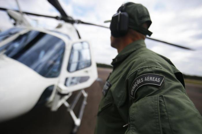 Integram a equipe 51 policiais militares. foto;Félix Zucco / Agencia RBS