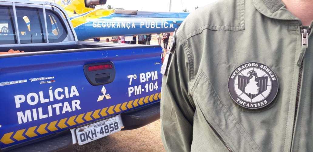 Foto: Divulgação/CIOPAER – TO