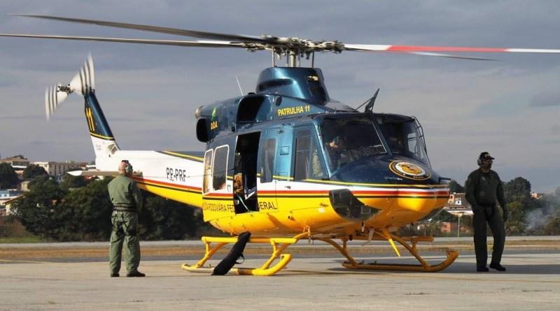 DIVISÃO AÉREA: A DOA, Divisão de Operações Aéreas da PRF completou 21 anos em julho, mês em que a Corporação completou 91 anos de fundação. Foto: Divulgação