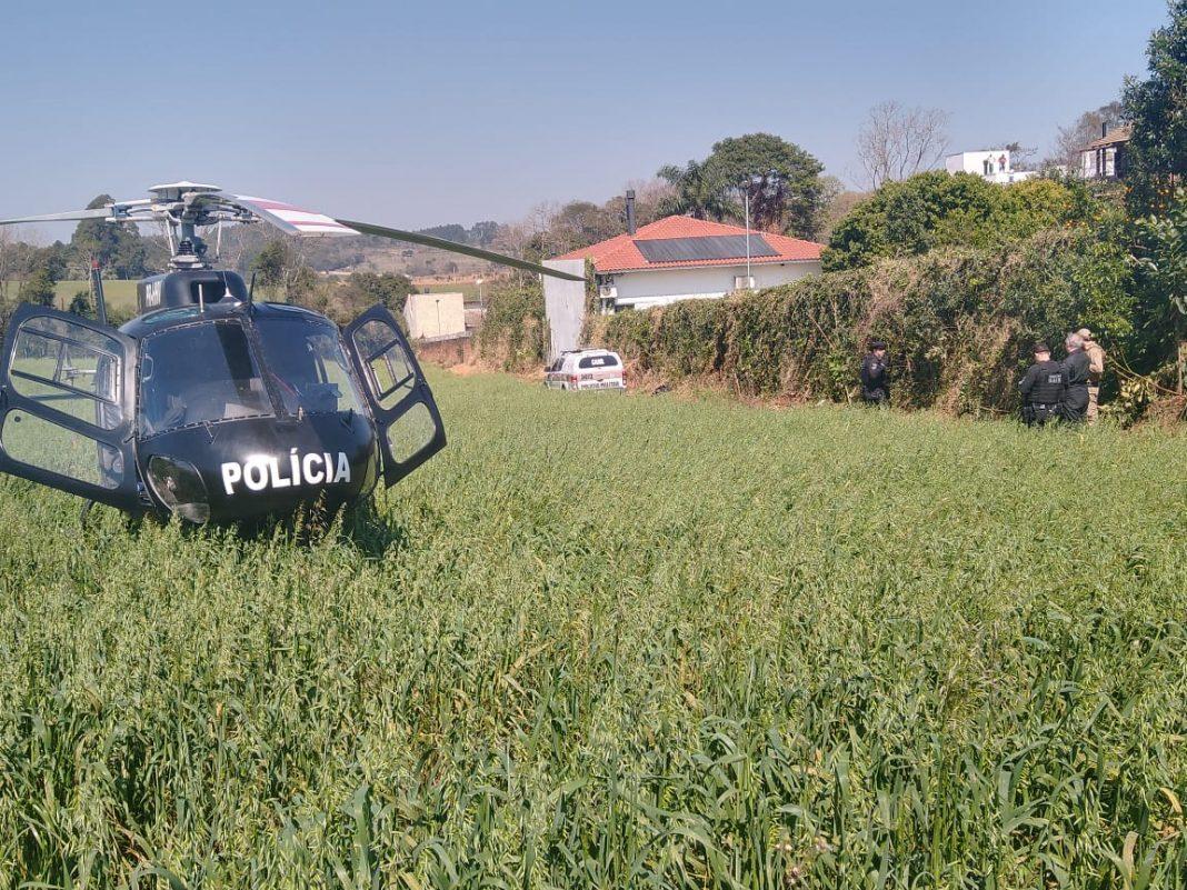 Foto: SaerFron/Polícia Civil