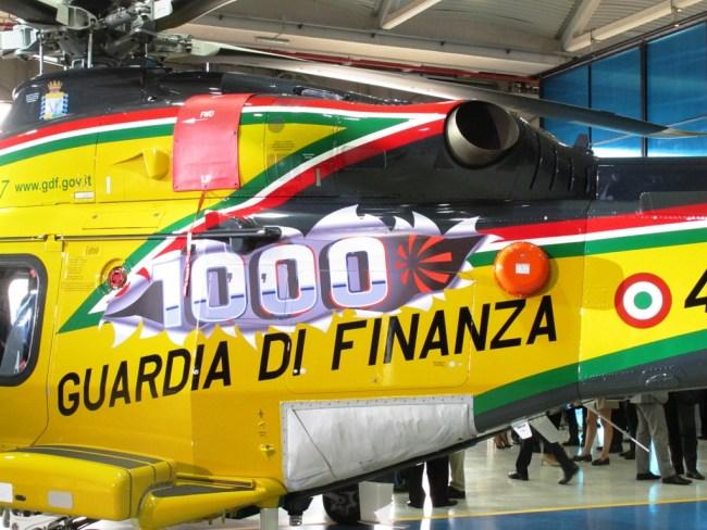 AW139 - 1000th