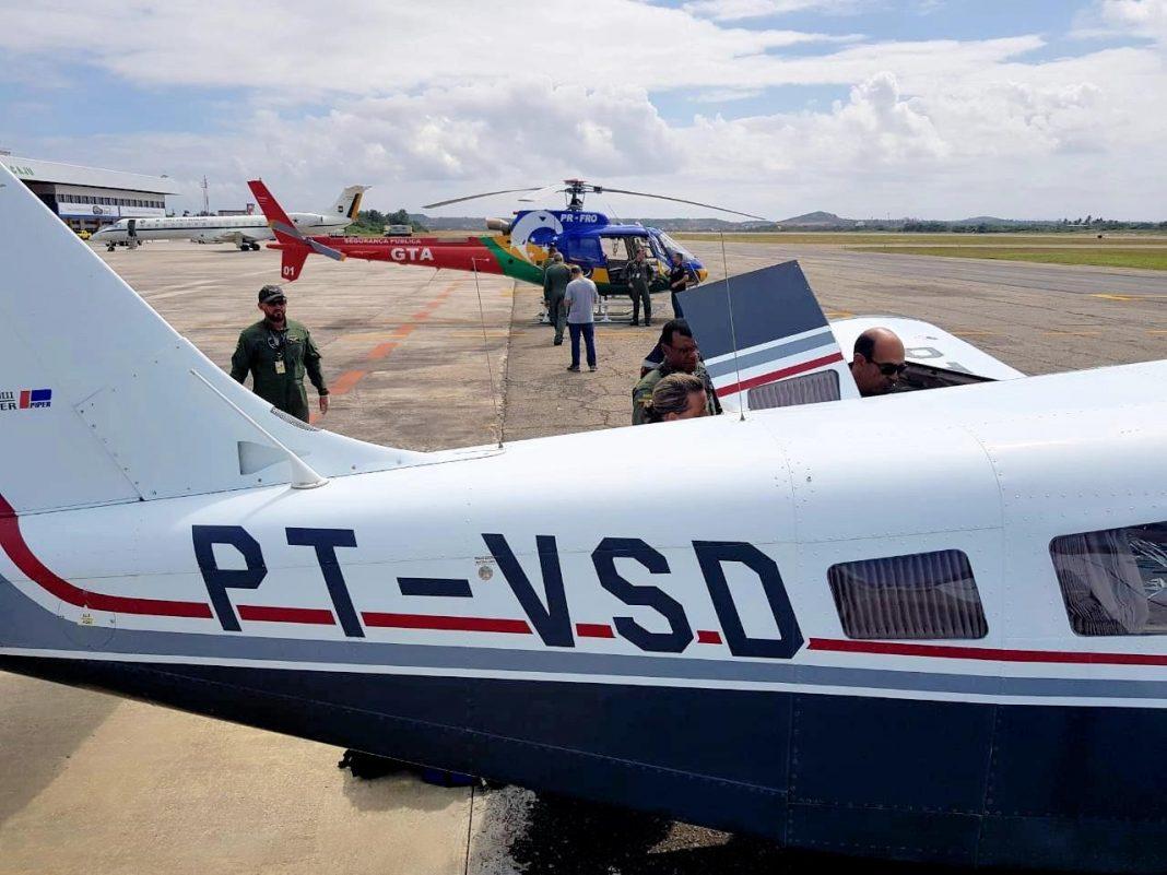 Aeromédico GTA-SE - Fotos GTA (2)