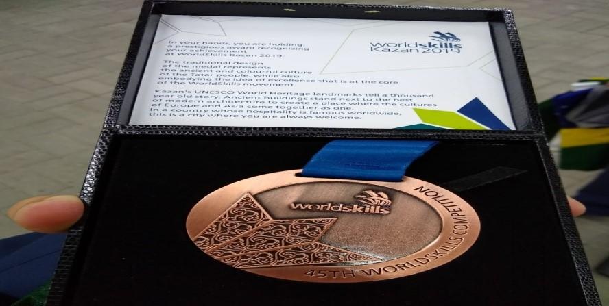 Medalha de Excelência