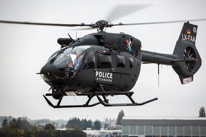 Alimentado por dois motores Safran Arriel 2E, o H145M está equipado com controle de motor digital de autoridade total (FADEC) e o conjunto de aviônicos digitais Helionix.