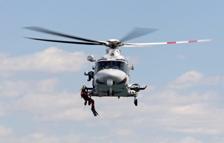 O Miami-Dade Fire Rescue usará os AW139s para realizar uma série de missões, incluindo supressão de incêndio, serviços médicos de emergência e busca e salvamento. Fotos de Leonardo