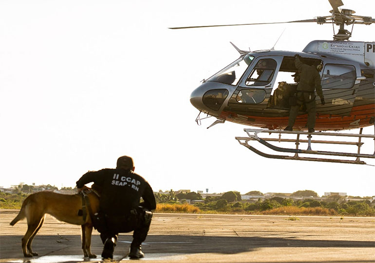 treinamento-helicóptero-H