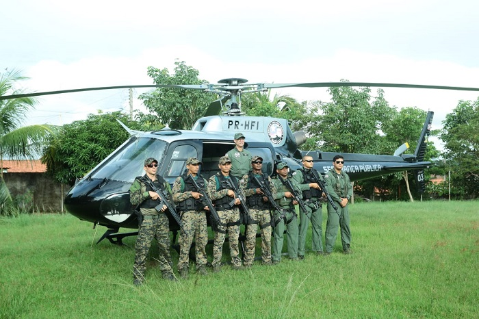 CTA de Presidente Dutra salva vidas e reforça a segurança. Foto: Nael Reis/Secap