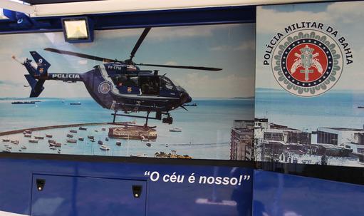 Graer promove VI Encontro com Operadores de Drones Foto: Elói Corrêa/GOVBA