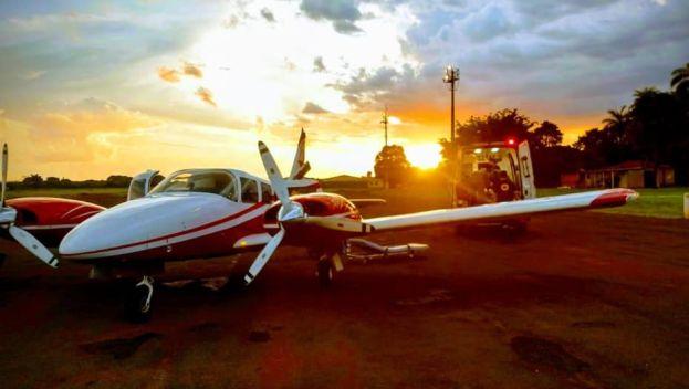 Programa Asas da Saúde já realizou cerca de 360 remoções aéreas / Foto: Reprodução