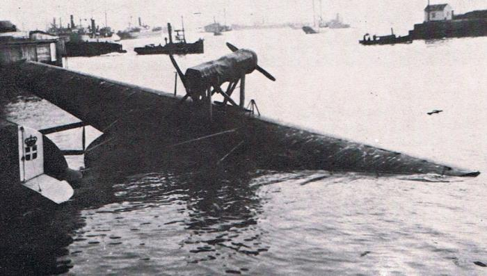 Hidroavião Alcione