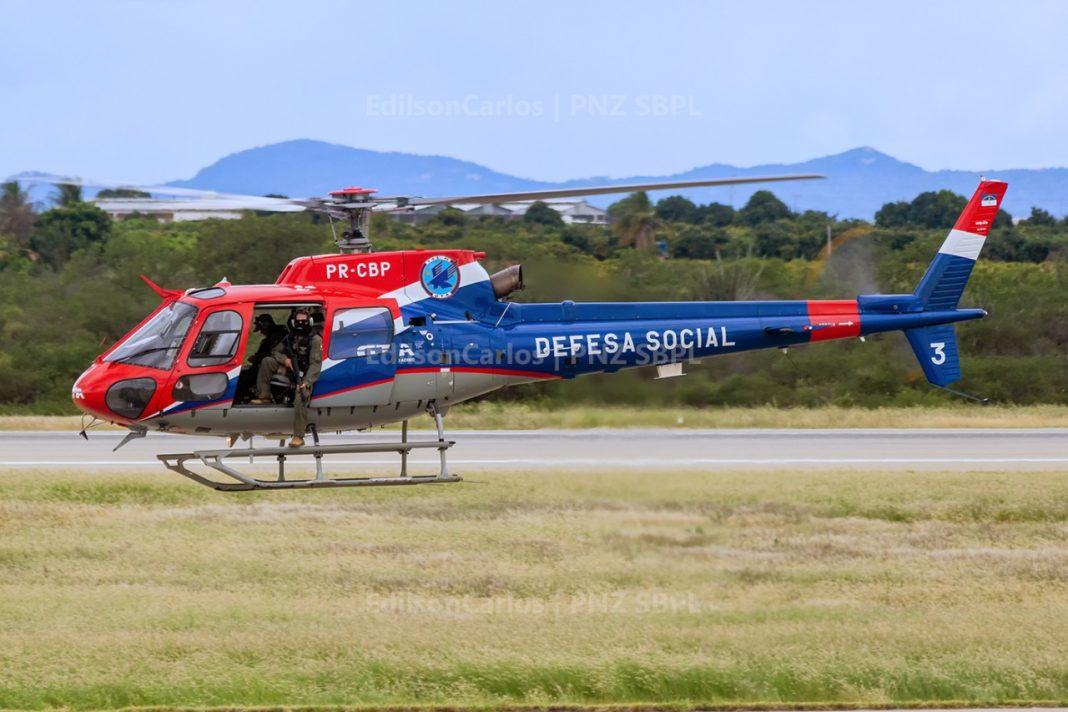Fotos aeronave: Edilson Carlos / @pnzspotter