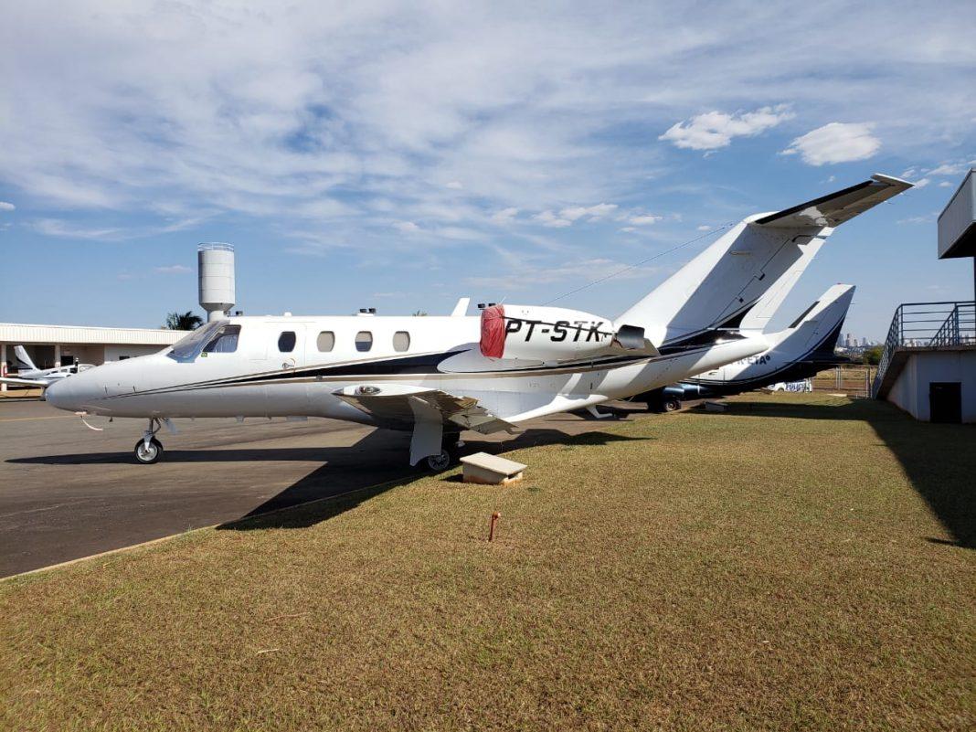 Aeronave agora pode ser utilizada pelo Estado. (Foto: Divulgação)