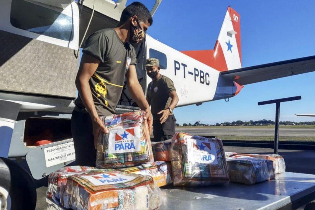 Desde o início de abril, Graesp tem feito o transporte de EPIs, medicamentos e respiradores para o interior do Estado. Mais de 30 viagens já foram realizadas
