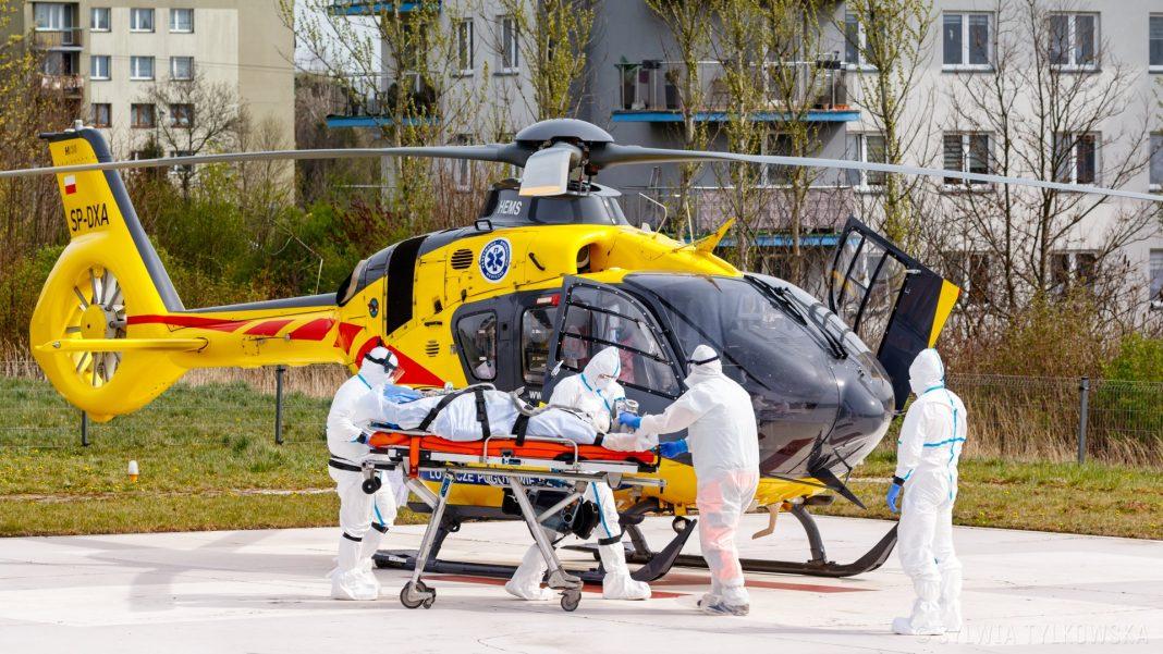Foto: Fondation de l'Academie de Medicine (FAM), Heli Austria, Helibras, and Lotnicze Pogotowie Ratunkowe (Polish Medical Air Rescue)