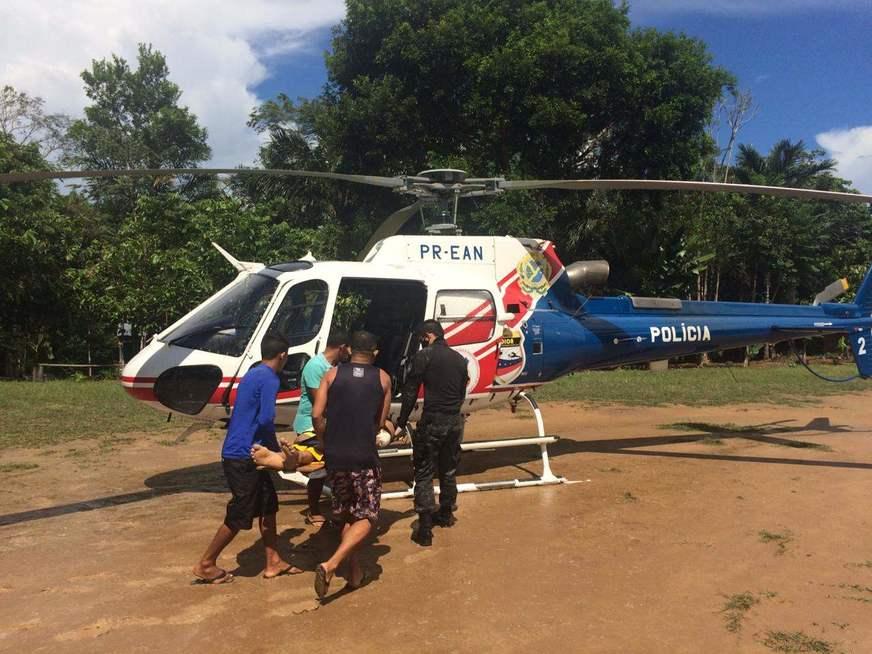 Foto: Jhemisson Marinho/SSP-AM e Divulgação DIOA