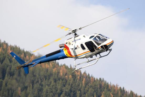 AS350B3 RCMP