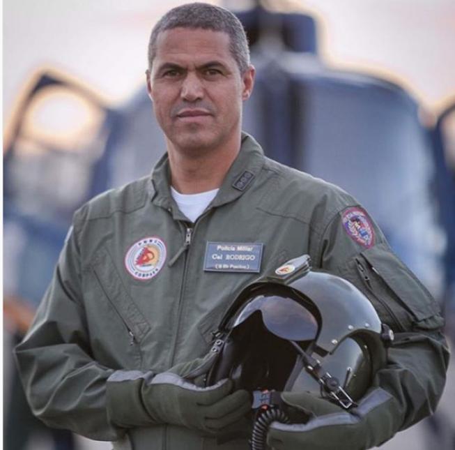 Coronel PMMG Rodrigo