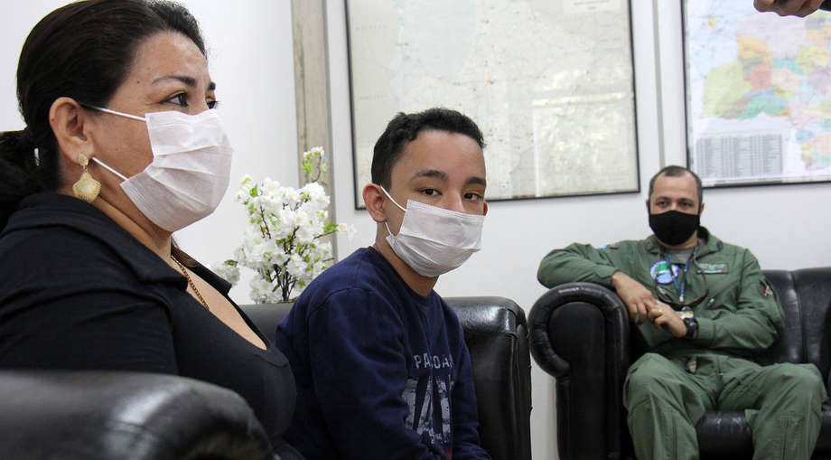 Logo na primeira infância ele apresentou os primeiros problemas de saúde, mas o diagnóstico de insuficiência renal veio tardio, aos 12 anos - (Fotos: Chico Ribeiro)