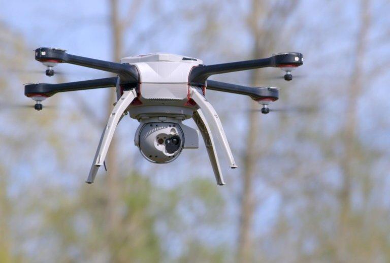 Definir padrões de certificação para drones apresenta desafios particulares, de acordo com a EASA. Fotos de Aeryon
