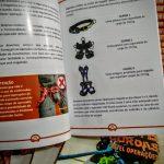 livro Resgate com Cordas