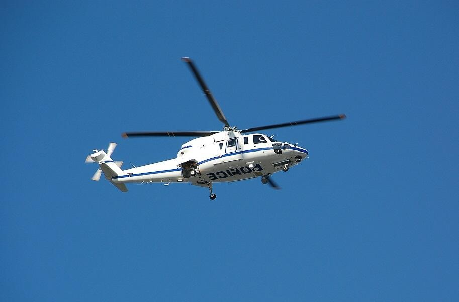 police-helicopter