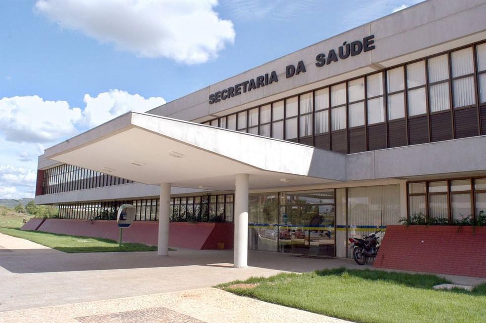 Secretaria da Saúde do Tocantins contratou UTI aérea — Foto: Sesau/Divulgação