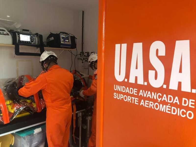 O local também servirá de apoio aos serviços aéreos das unidades pertencentes à Subsecretaria Adjunta de Operações Aéreas Foto: Divulgação