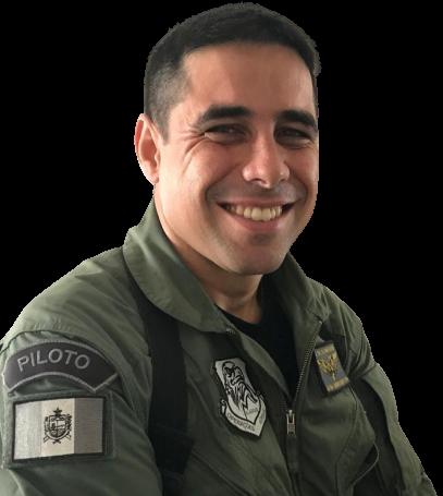 Major BMAL Diego Mendonça