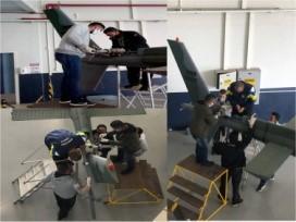 Foto: Práticas simulada da revisão de 150h.
